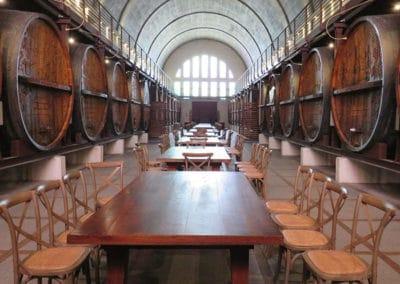 Cellar tour 3