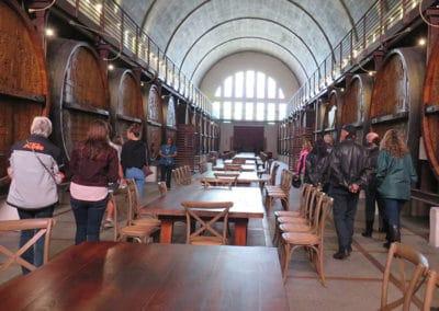 Cellar tour 4