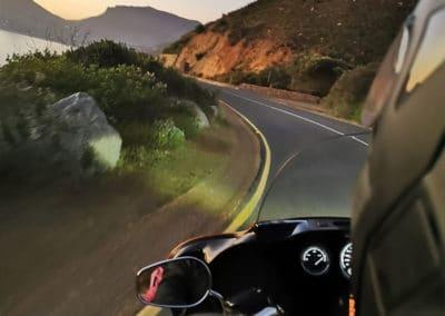 Chapmans Peak drive 1