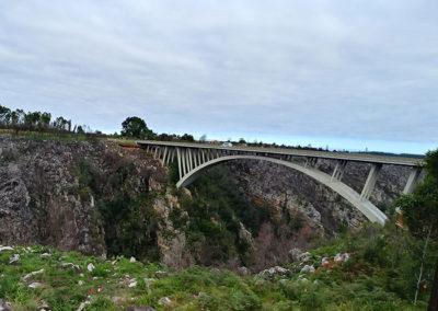 Storms river bridge
