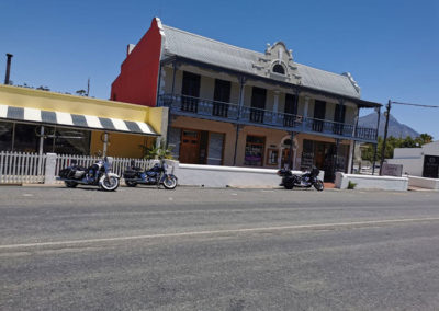 Tulbagh 4 passes Tour